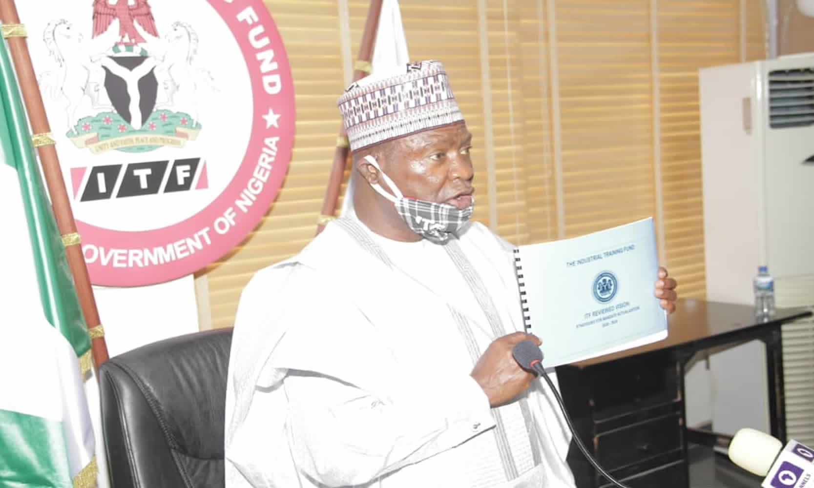 FG wants critical stakeholders replicate ITF job creation efforts